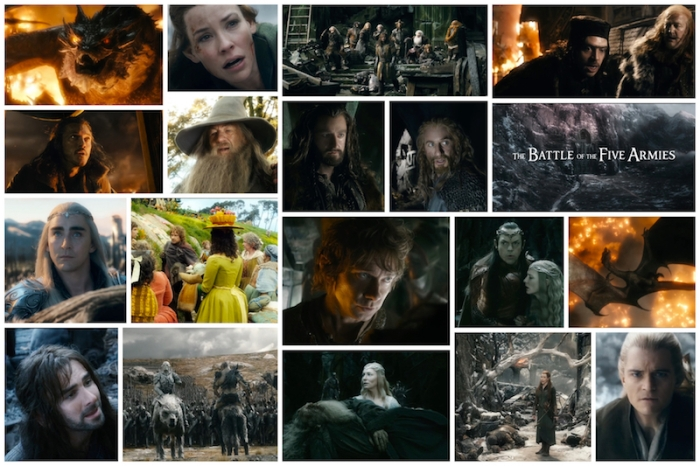 The Hobbit - The Battle Of The Five Armies 2014