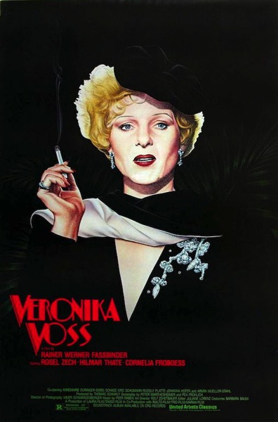Veronika Voss poster