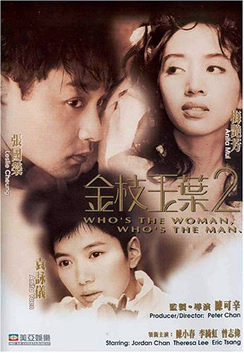 Who s the Woman Who s the Man poster