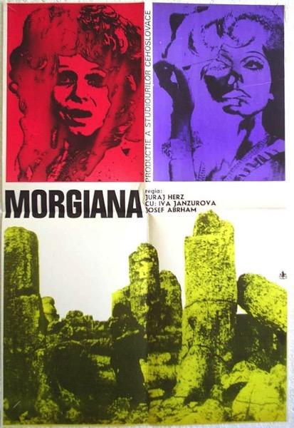Morgiana poster