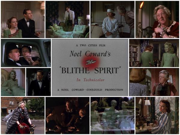 Blithe Spirit 1945