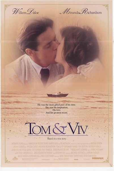 Tom  Liv poster