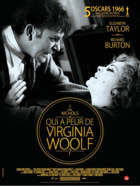 Who s Afraid of Virginia Woolf poster
