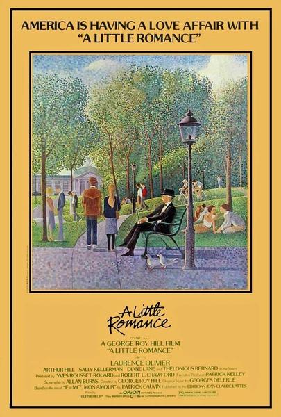 A Little Romance poster