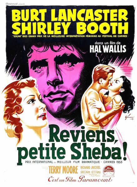 Come Back Little Sheba poster