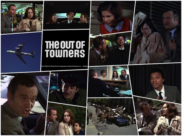 The Out Of Towners 1970