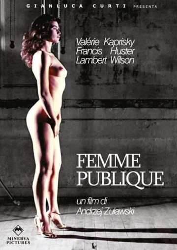 The Public Woman poster