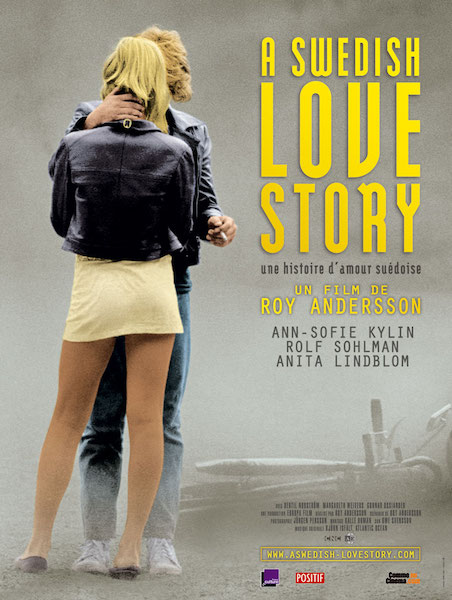 A Swedish Love Story poster