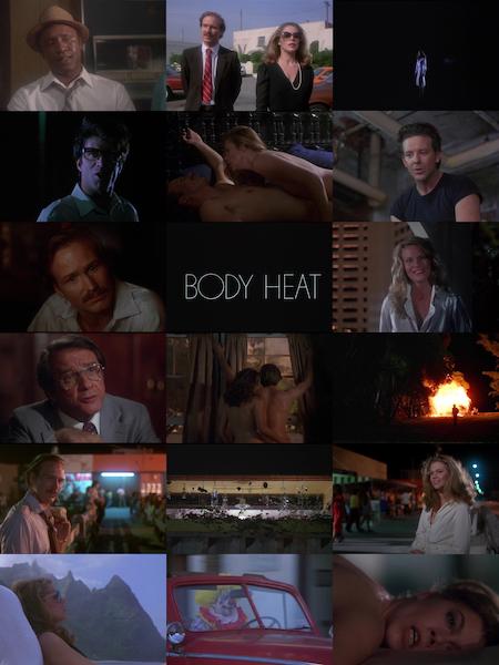 Body Heat 1981