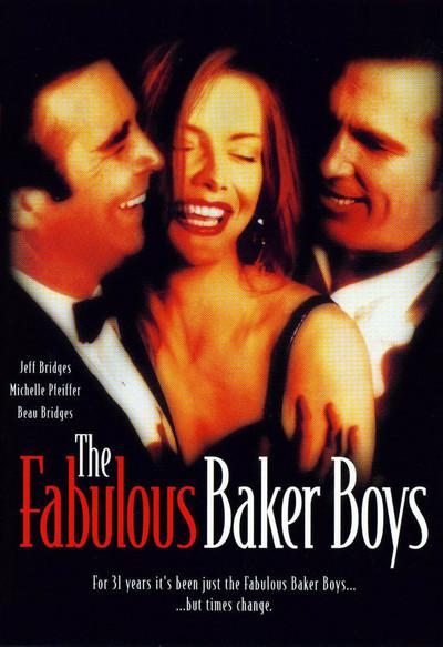 The Fabulous Baker Boys poster