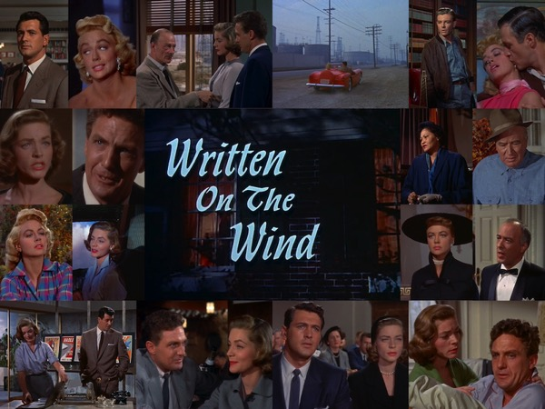 Written on the Wind 1956