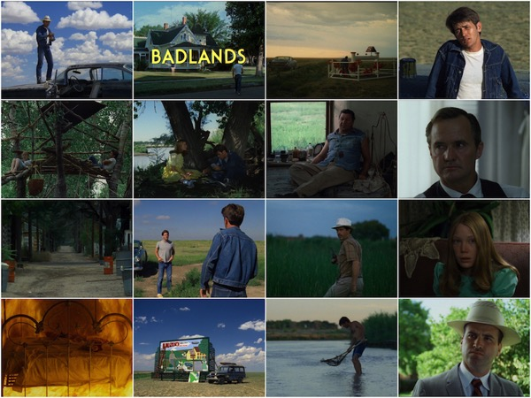 Badlands 1973