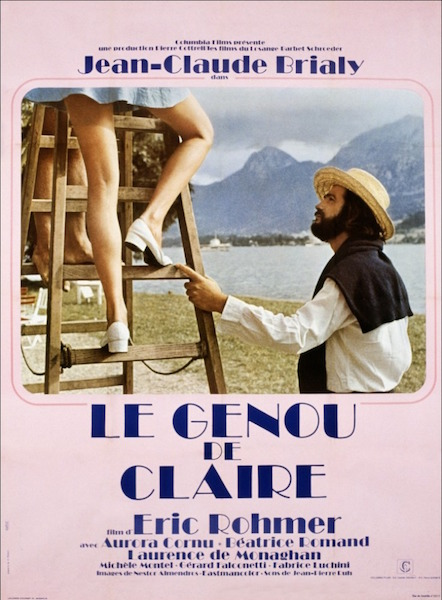 Claire s Knee poster