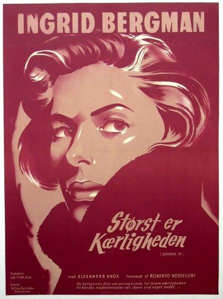 Europe  51 poster