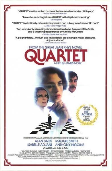 Quartet 1981 poster