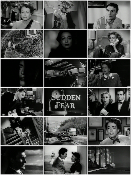 Sudden Fear 1952
