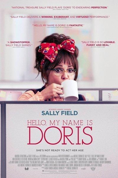 Hello My Name Is Doris poster