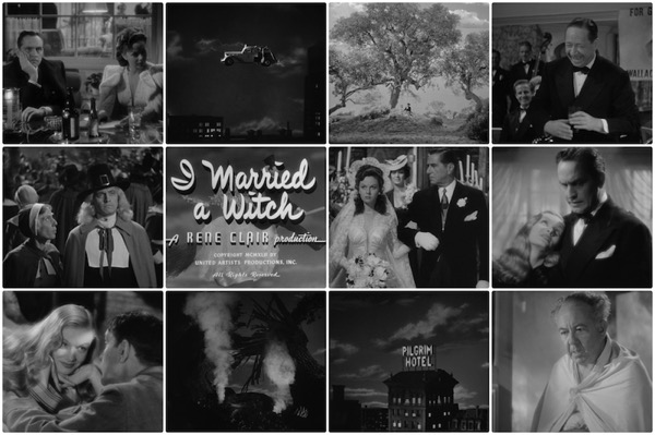 I Married a Witch 1942