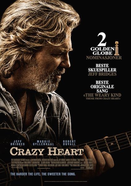 Crazy Heart poster