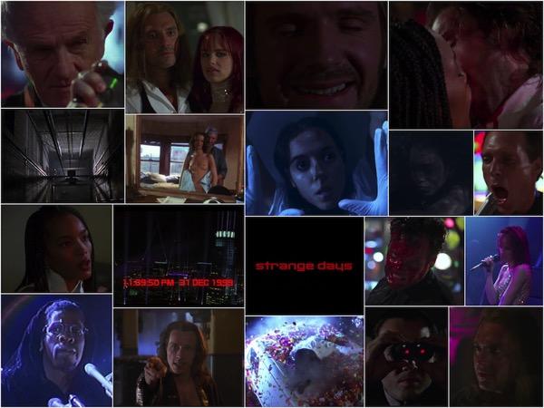 Strange Days 1995