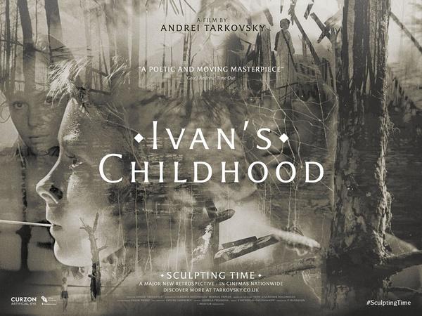 Ivan s Childhood poster