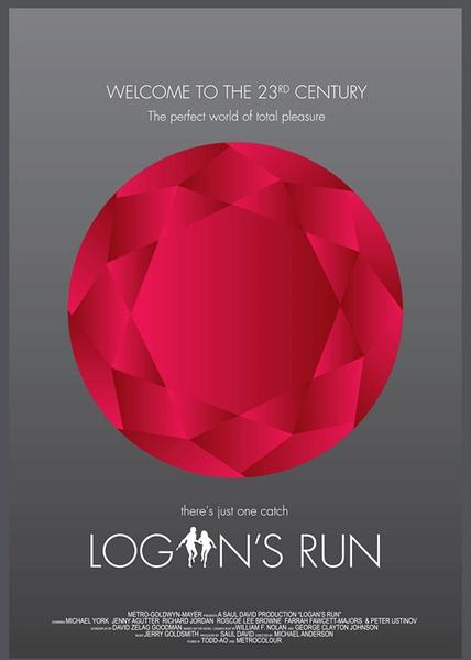 Logan s Run poster