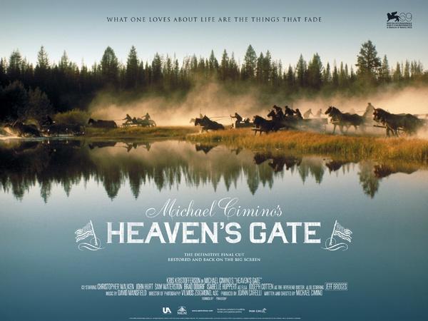 Heaven s Gate poster