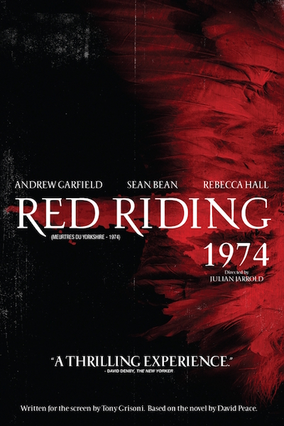 Red Riding 1974 poster