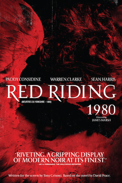 Red Riding 1980 poster