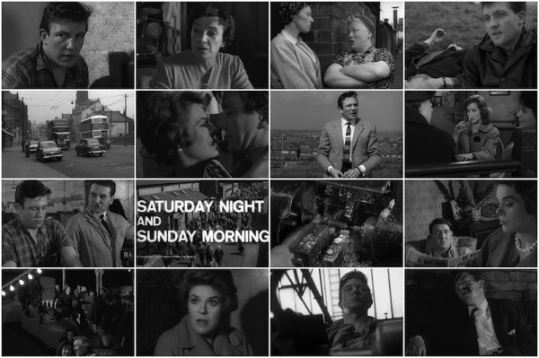 Saturday Night and Sunday Morning 1960