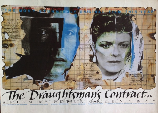 The Draughtsman s Contract poster