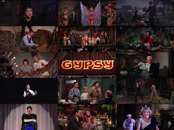 Gypsy 1962