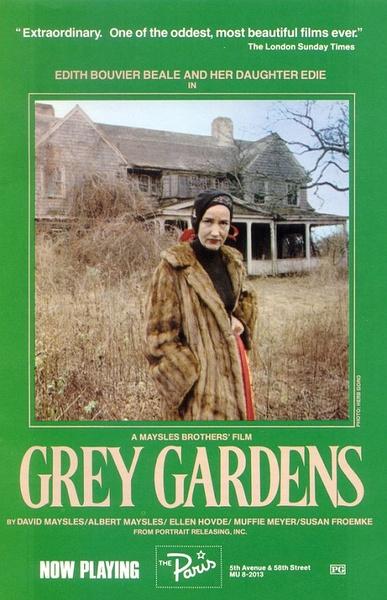 Grey Gardens poster