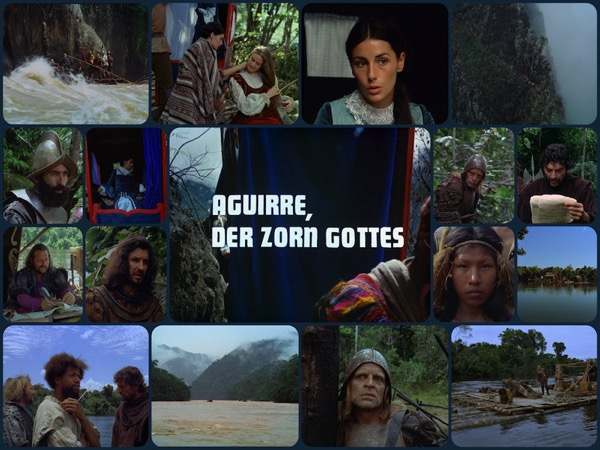 Aguirre the Wrath of God 1972