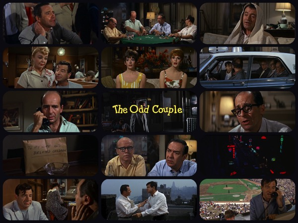 The Odd Couple 1968