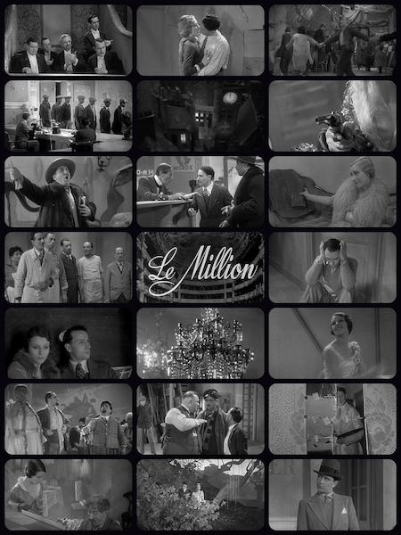 Le Million 1931