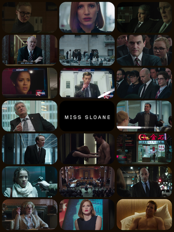 Miss Sloane 2016