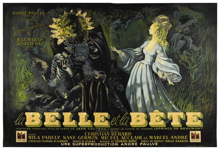 Beauty and the Beast 1946 poster.jpg