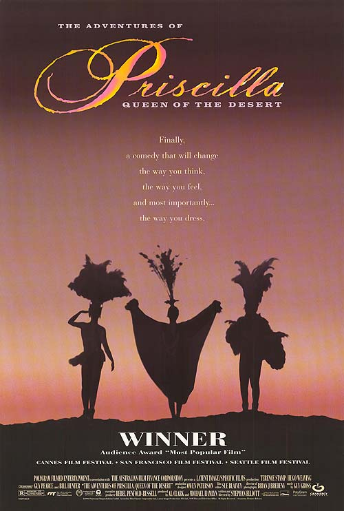 The Adventures of Priscilla, Queen of the Desert poster.jpg