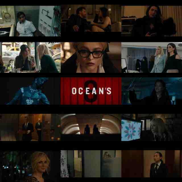 Film Review Ocean S Eight 2018 Cinema Omnivore