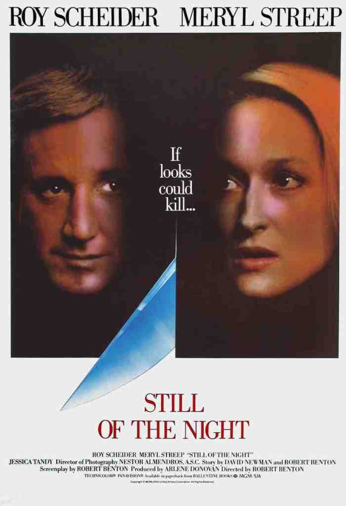 Still of the Night poster.jpg