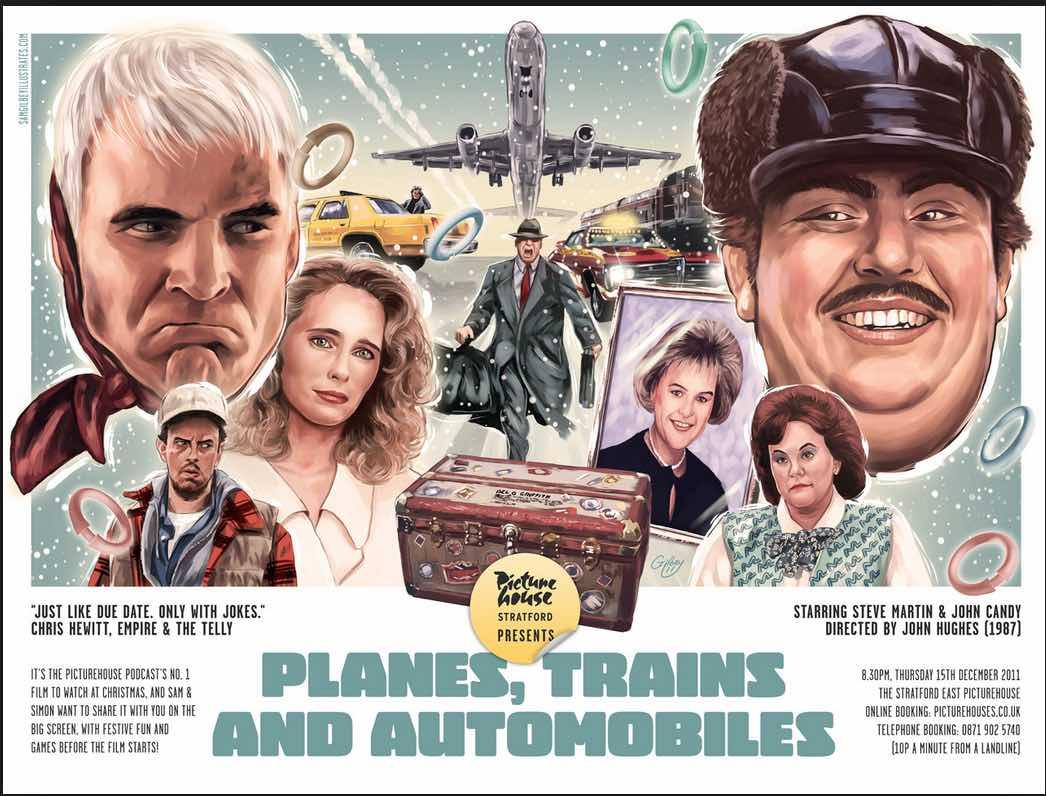 Film Review Planes Trains Automobiles 1987 Cinema