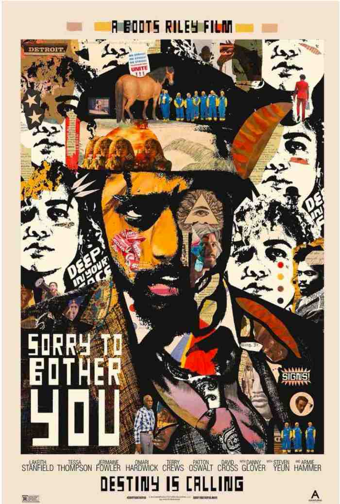 Film Review Sorry To Bother You 2018 Cinema Omnivore