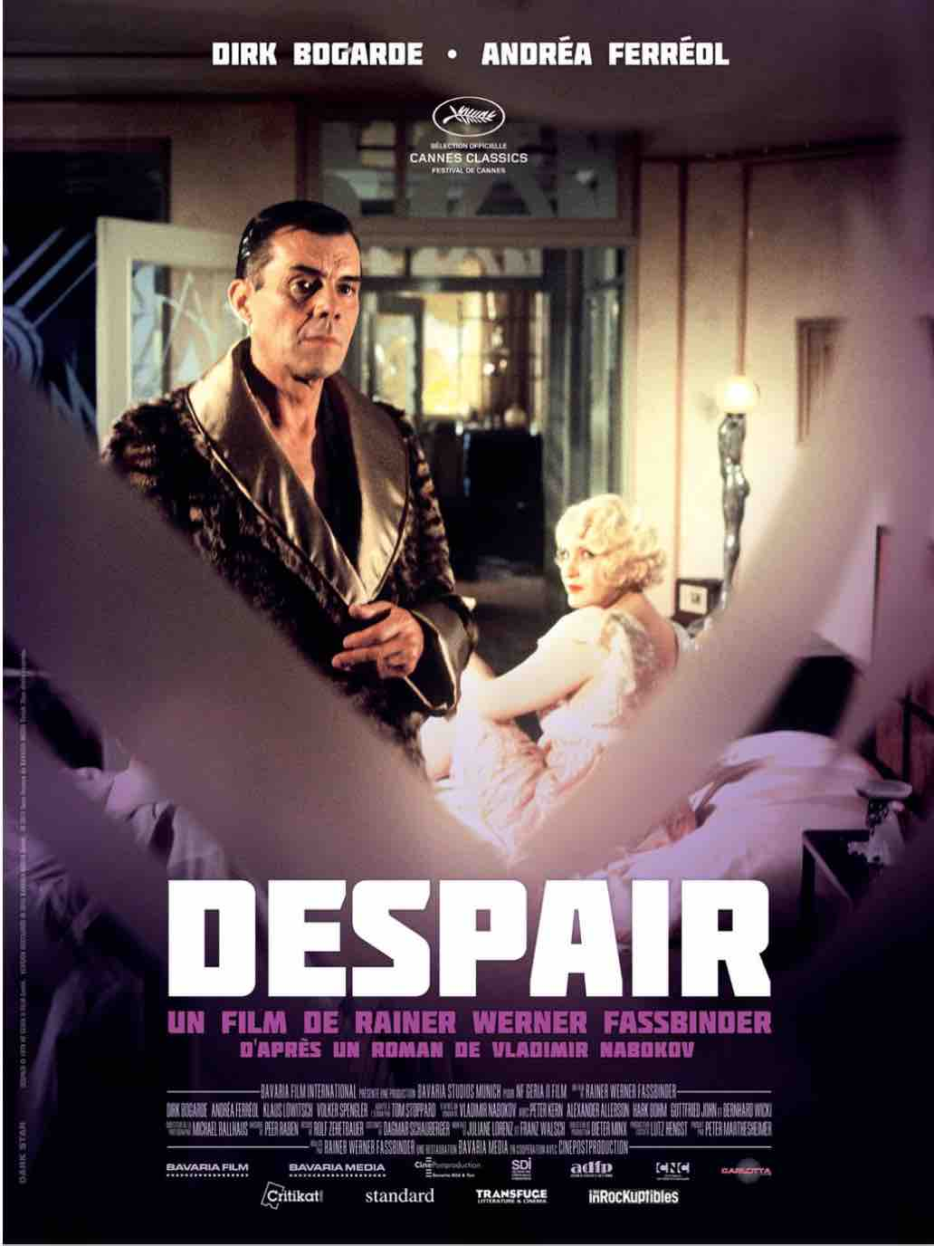 Andréa Ferréol film review] despair (1978) – cinema omnivore