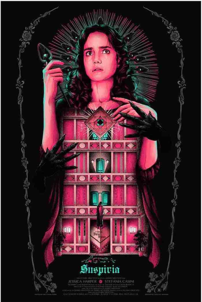 Suspiria 1977 poster