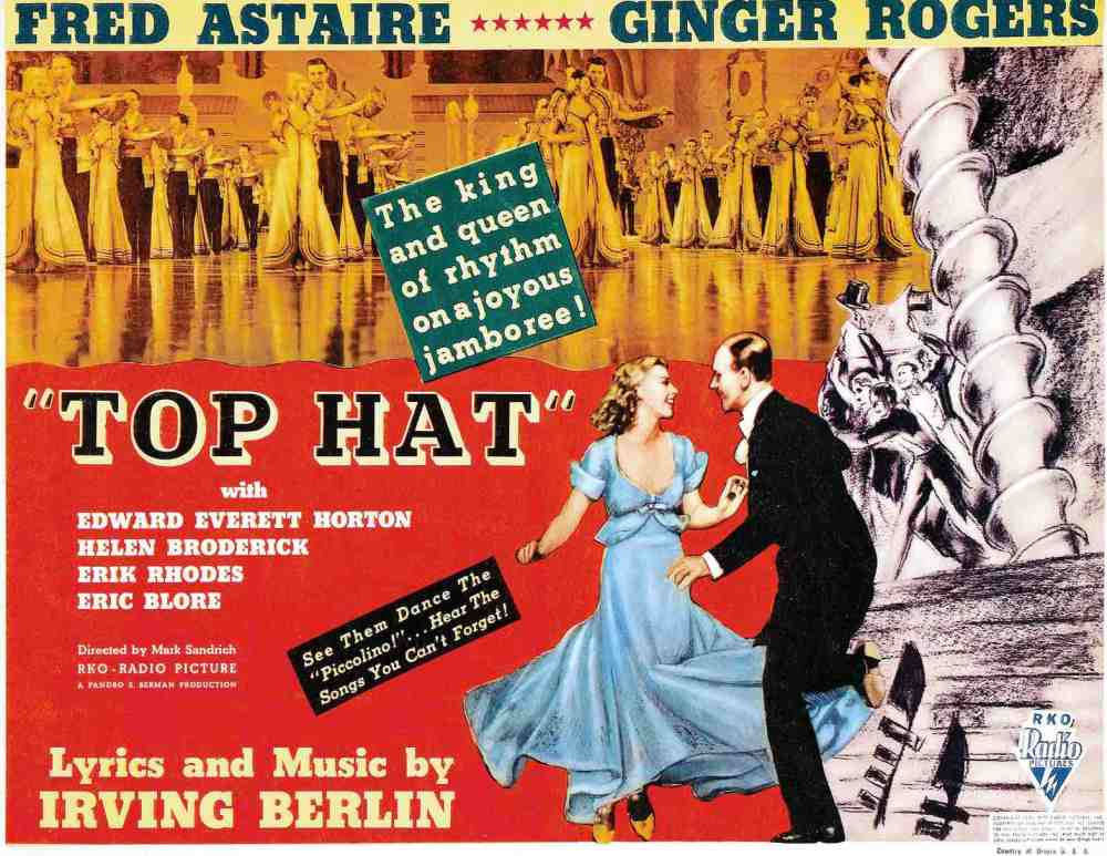 Film Review] Top Hat (1935) – Cinema Omnivore